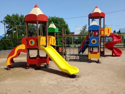 Детский игровой комплекс  «Карандаши» ДИК 2.26.01 Н=1200