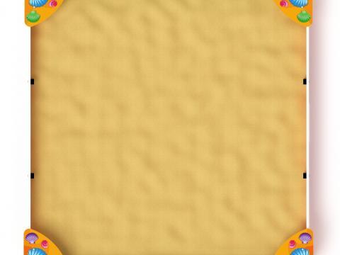 Песочница большая ИО 5.01.03-01