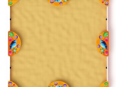 Песочница макси ИО 5.01.04-01