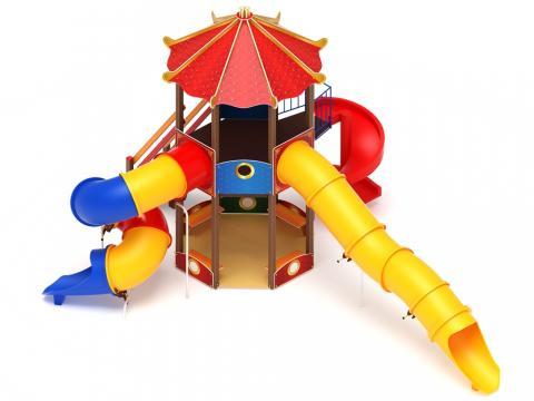 Детский Игровой комплекс «Карнавал ДИК 2.22.01 H=2000
