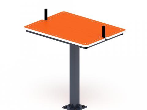 Тренажер уличный «Стол для армрестлинга» СТ 001-01