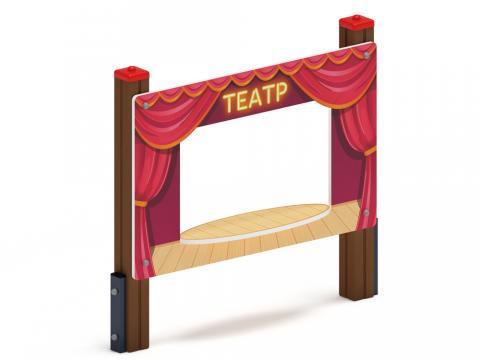МФ 22.01.01-07 Игровая панель. Театр