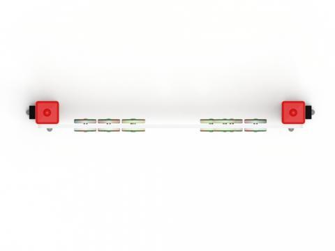 МФ 22.01.01-04 Игровая панель. Яблонька
