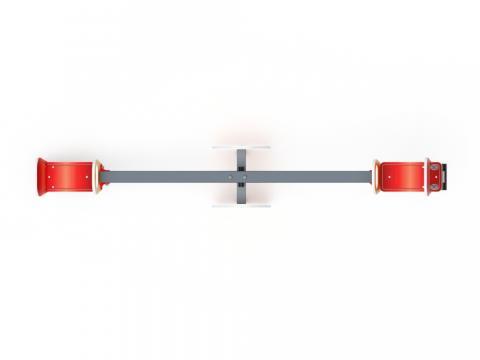 Качалка-балансир большой ИО 21.М.01.05-П.01