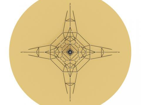 Пирамиды СК 2.05.03 (сетка)
