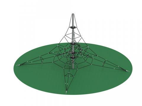 Пирамида (на резиновое покрытие) СК 2.05.03-РК (сетка)