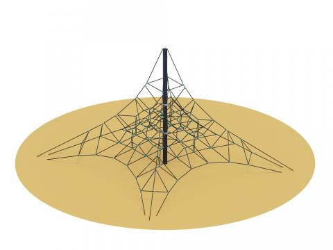 Пирамида СК 2.05.07 (сетка)