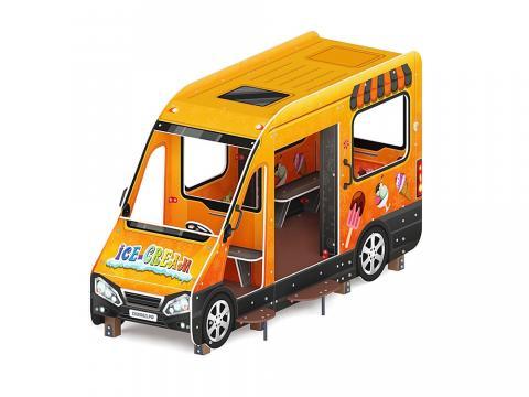 Беседка Автобус-мороженое МФ 10.03.14-01