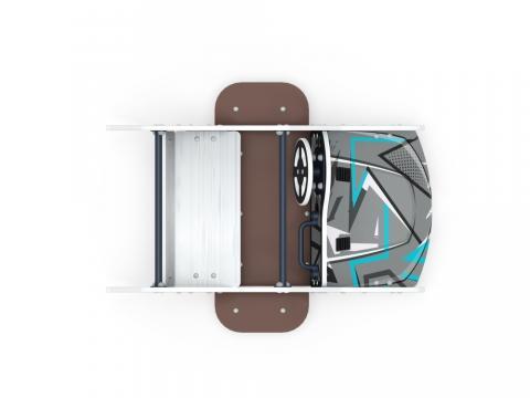Машинка (средняя) МФ 10.03.01-04