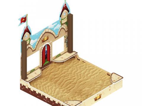 Песочница Королевство ИО 5.15.01-01