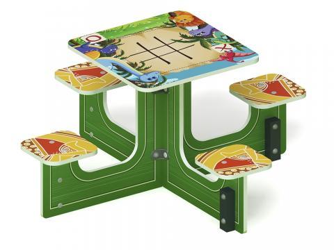 Столик детский «Игра» МФ 31.01.04-01