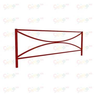Ограждение тип 6 МФ 95.6.01 H-500