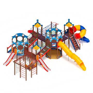 Детский игровой комплекс «Морской» ДИК 2.17.07 H=1200 H=2000