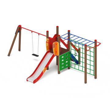 Детский игровой комплекс «Счастливое детство» ДИК 2.01.02 H=1200
