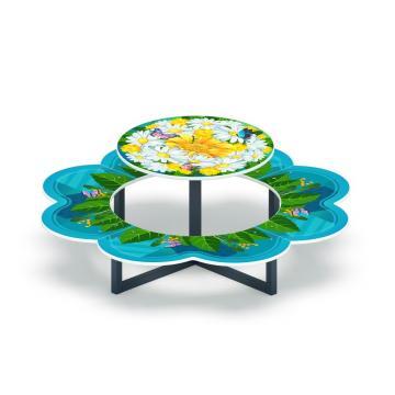Столик детский Ромашка (букет) МФ 31.01.10-02