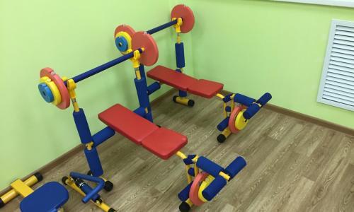 Спортивный тренажер для детей